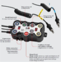 Picture of Control box DG10, WRC, Bluetooth + 12v