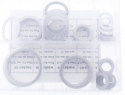Picture of Washer set - 9,8 to 33,5mm. - Alu