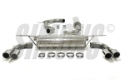 Picture of Seat Leon Cupra (Typ 5F) 2WD - 265-310hk - 2013+ / Oval tailpipes