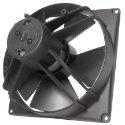 """Picture of SPAL 5.62 """"motorsport cooler fan - Suction - 30100291 - 295 CFM"""