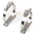 Picture of Mounting Clamps Steel For 2/3 Qt Accusump Oil Accumulator - 24-200