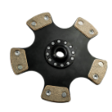 Picture of PMC 240MM Sintered clutch disc 21,8x24,2-23N - VAG
