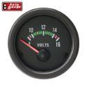Picture of Autogauge Voltmeter - Black