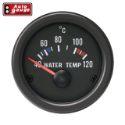 Picture of Autogauge Water Temperature Meter - Black
