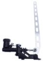 Picture of Pro hydraulic handbrake - Standing with reservoir - Silver