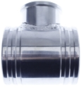 Picture of TIAL 50mm welded flange - T-piece