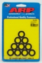 "Picture of ARP ""1/2""ID 7/8""OD .120""TH chamfer black washers"" (10pcs)"