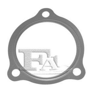 Picture of Gasket for downpipe - 3-bolt - Type 2