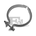 Picture of Clamp for downpipe - type 4