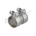 Picture of Double Clamp for Downpipe - Type 1