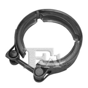 Picture of Clamp for downpipe - type 3