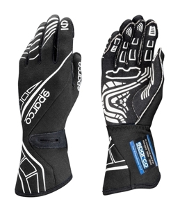 Picture of Sparco LAP RG-5 - Black - 8/S