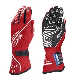 Picture of Sparco LAP RG-5 - Red - 12/XXL
