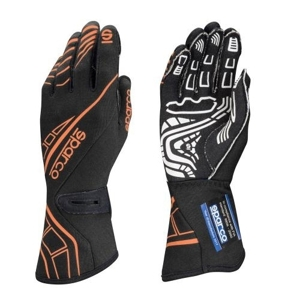 Picture of Sparco LAP RG-5 - Black/Orange - 8/S
