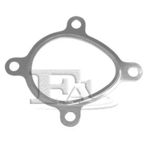 Picture of Gasket for downpipe - 4 bolt - Type 1