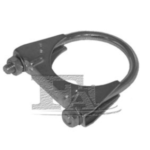 Picture of Clamp til Downpipe - type 3