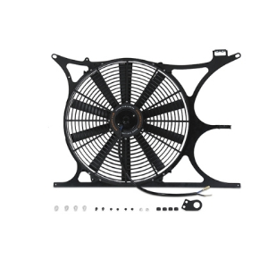"""Picture of 16"""" Electric radiator fan - 1/8 NPT Port - Mishimoto"""