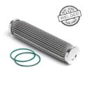Picture of 10 Micron PF200 Filter Element - Welded Stainless Steel - Nuke Performance