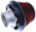 """Picture of 3"""" Apex """"style"""" air filter"""