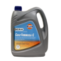 Picture of Gulf 5w40 formula G engine oil 4 liters