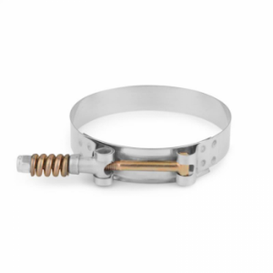 """Picture of Mishimoto 2.5"""" stainless steel - constant tension T-bolt clamp"""
