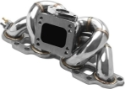 Picture of 240SX Stainless Steel T3 T4 Turbo Manifold - S13 S14