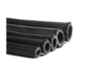 Picture of Nylon reinforced gasoline hose 5,4mm. / AN4