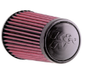 """Picture of 4 """"KN"""" style air filter - 101.6mm - Clamp-on 400 hp."""